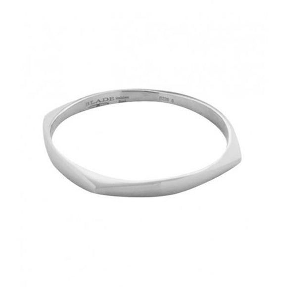 Blade Stainless Steel Bangle B229S