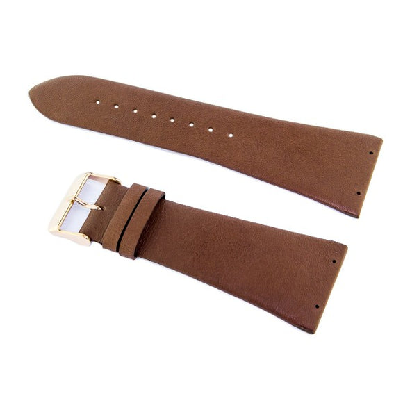 BLADE Men's Watch Genuine Leather Strap - 3400GSS - Brown 1