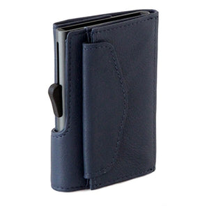 C-Secure Coin Genuine Leather Wallet - CNWCH Marino