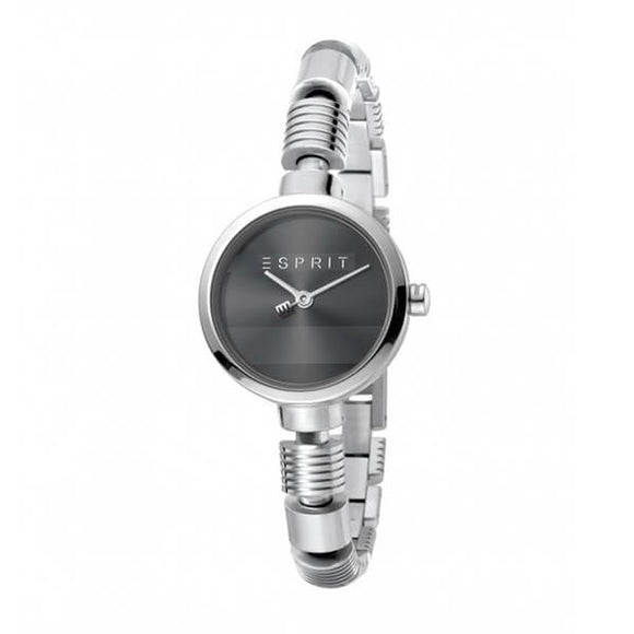Esprit Women's Grey Dial Stainless Steel Band Analog Watch ES1L017M0025
