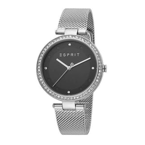 Esprit Women's Grey Dial Stainless Steel Band Watch - ES1L151M0055