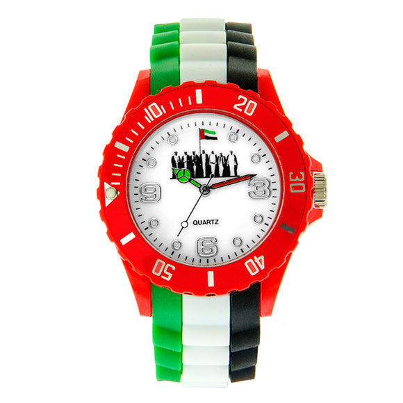 UAE Flag Watch