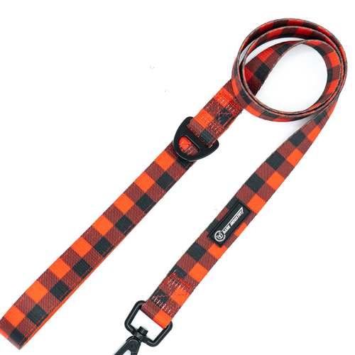 Lumberjack Plaid Leash