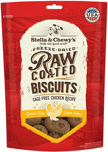 Stella & Chewy's Raw Coated Biscuits