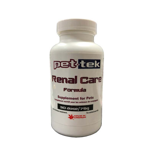 Pet-Tek Renal Care 30 dose/75g