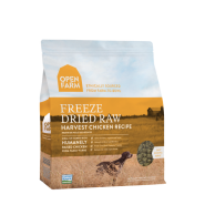 Open Farm Freeze Dried Raw