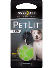 Load image into Gallery viewer, PetLit Collar Light
