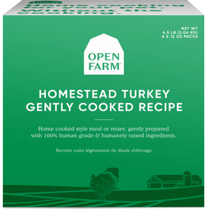 Open Farm Gently Cooked