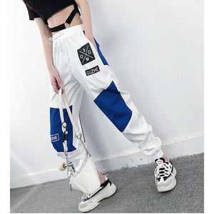 BeautyBossy 2020 High Waist Cargo Sports Pants