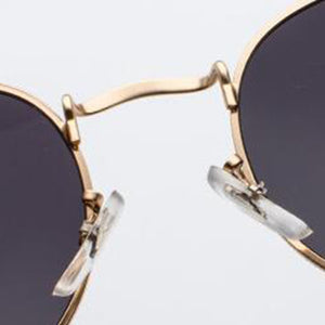 BeautyBossy 2020 Round Retro Luxury Sunglasses