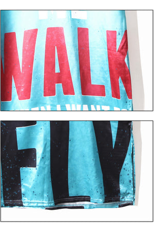 BeautyBossy 2020 Summer Tshirt Dress Walk N Fly