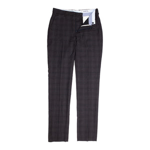 Montrose - Italian Gray Plaid Trouser
