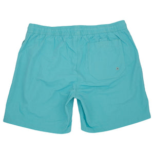 Putnam - Turquoise Swim Trunks