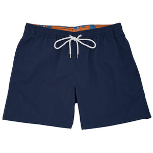 Canton - Navy Swim Trunks