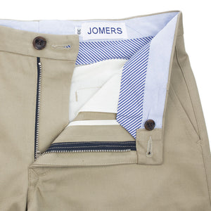 Goodwin (Slim) - Khaki Cramerton Army Cloth Chino
