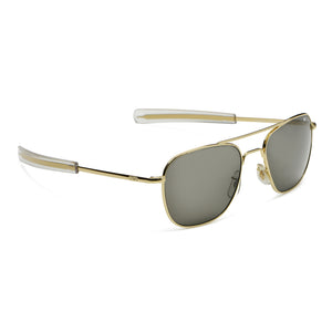 American Optical Aviators - Gold (True Color)