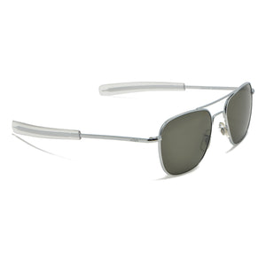 American Optical Aviators - Silver (True Color)