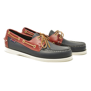 Spinnaker - Navy & Red