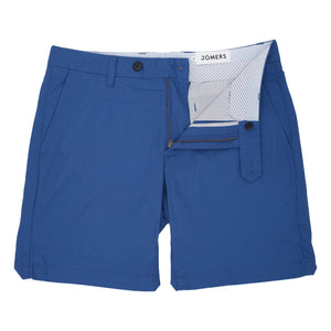 Charter - Aviator Blue Washed Chino Shorts