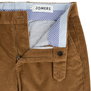 Brighton (Standard) - Camel Wide Wale Corduroy Chino