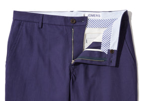 Penrod (Slim) - Midnight Canvas Chino