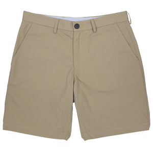 Lorimer - Khaki English Poplin Shorts