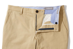 Eren (Slim) - Galey & Lord Beige Twill Chino