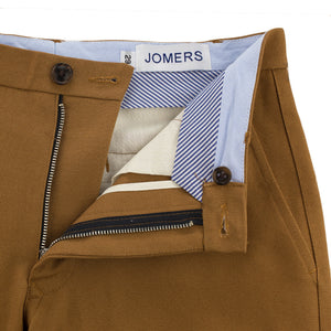 Bartlett (Slim) - Heavyweight Caramel Duck Chino