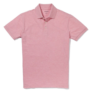 Nashua - Heather Panama Pique Polo