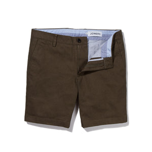 Olive Japanese Canvas Shorts