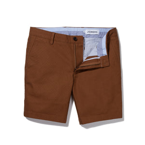 Light Brown Japanese Canvas Shorts