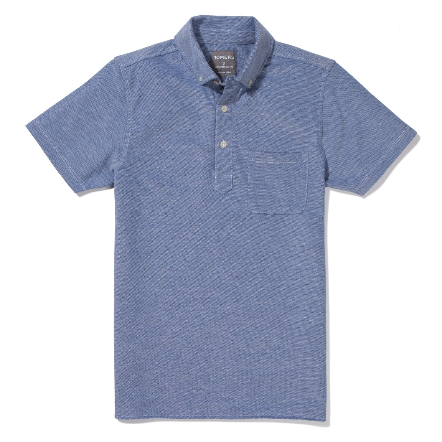 Shop For Sale Laird Apparel Ocean Short Sleeve Polo Charcoal XL Clearance Newest Buy Cheap Wide Range Of 0qP5EpxCU