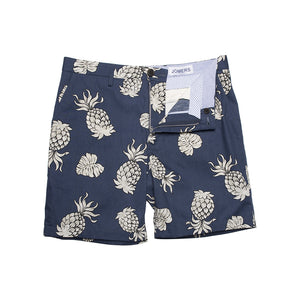 Woodruff - Pineapple Print