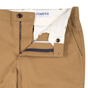 Woodhaven (Slim) - Caramel Duck Canvas Chino