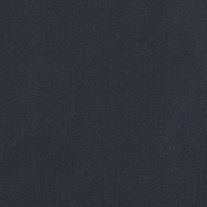 Schermerhorn (Slim) - Dark Navy Italian Cotton Herringbone