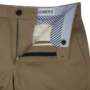 Palmetto (Slim) - Khaki Japanese Military Twill Chino