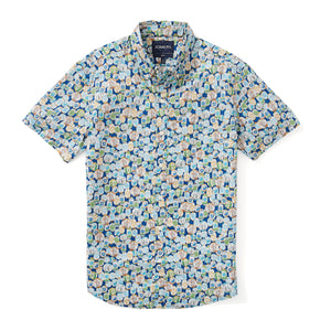 Italian Short Sleeve Shirt - Pacific Nagashi