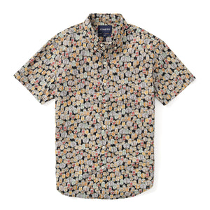 Italian Short Sleeve Shirt - Atlantic Nagashi