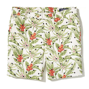 Braddock - Palm Floral Dot Shorts