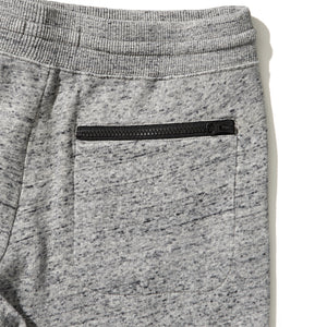 Fleece Sweatpants - Marled Gray