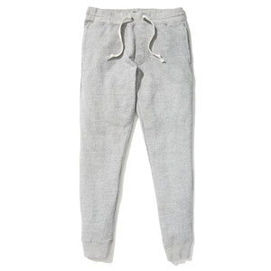 French Terry Sweatpants - Gray Melange