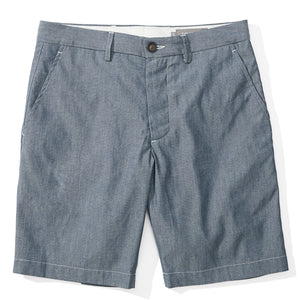 Fuji - Light Wash Japanese Chambray Shorts