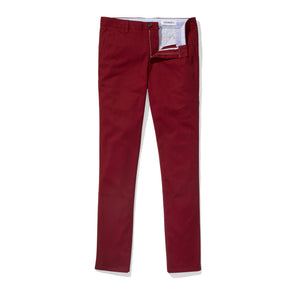 Orchard (Slim) - Cabernet Supima Stretch Twill Chinos