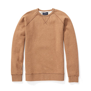 Fleece Sweatshirt - Camel