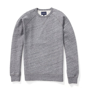 Fleece Sweatshirt - Marled Gray