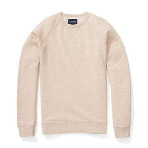 French Terry Sweatshirt - Oatmeal
