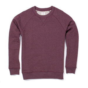 Cropsey - Heather Brick French Terry Sweatshirt
