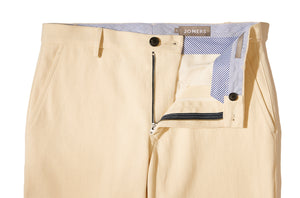 Derry (Slim) - Natural Work Twill Chino