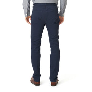 Japanese Bedford Cord Pant - Navy