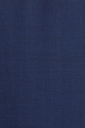 Dark Blue Sharkskin Vitale Barberis Canonico Italian Wool